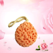 Fashion High Quality Soft Water Droplet Honeycomb Shower Sponge Rub Wash Body Cleaning Sponge Kids A