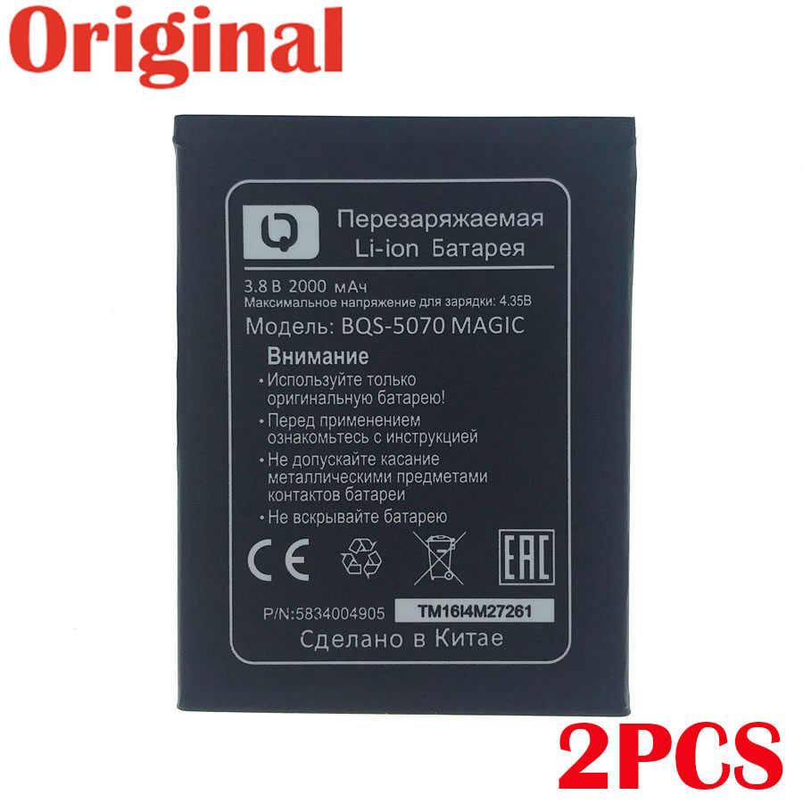 100 Original 2000mah New Bqs 5070 Magic Battery For Bq5070 Bqs5070 Bqs 5070 Nous Ns 5004 High Quality Battery Tracking Number Aliexpress