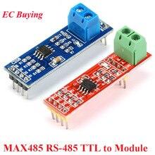 5 uds MAX485 para RS-485 TTL a RS485 MAX485CSA módulo convertidor para Arduino DC 5V KIT DIY electrónico circuitos integrados