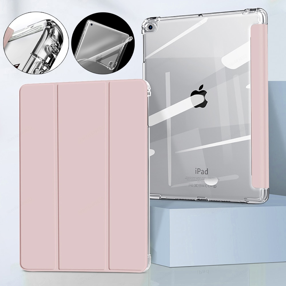 For iPad Air 4 Case 2020 iPad 10.2 Case 7th 8th Generation Case Pro 11 2020 Mini 5 2019 Air 3 10.5 Air 2 2018 Capa 9.7 6th Case