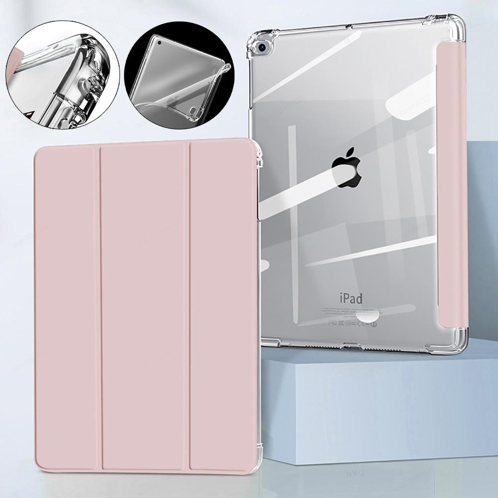 For iPad Air 4 Case 2020 iPad 10.2 Case 7 8th Generation Case Pro 11 2020 Mini 5 10.5 Air 2 9.7 6th funda iPad Pro 11 2021 Case