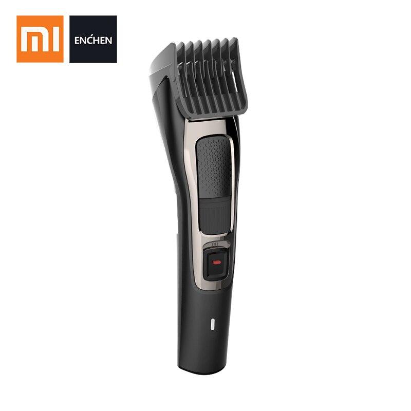 ENCHEN Sharp3S ماكينة قص الشعر الكهربائية للرجال ، ماكينة حلاقة احترافية للرجال ، قابلة لإعادة الشحن USB ، ماكينة حلاقة للبالغين