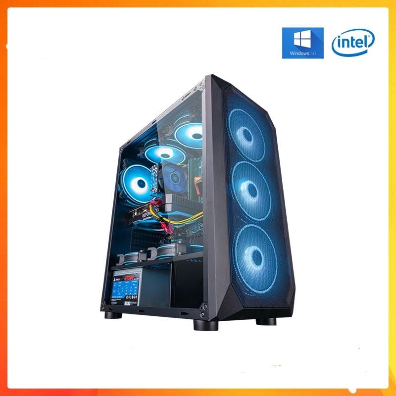 Intel Xeon E5-2650 GTX1050/GTX 750 12G Grafikkarte 32Gb Ram 1T M2 Pc Gamer Gaming