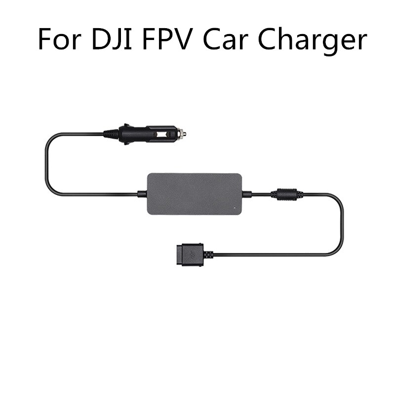 For DJI FPV Car Charger For Drone Intelligent Flight Battery Charging Hub Comprehensive Charging Protection High Quality Durable enlarge