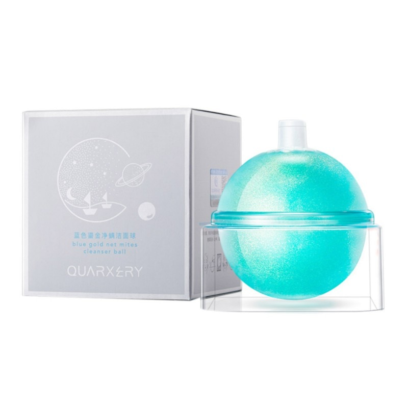 Facial Cleansing Ball Oil-control Shrinking Pores Face Washing Acne Treatment Nourishing Skin Face Cleanser New недорого