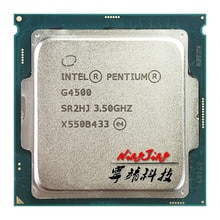 Intel Celeron G4500 3,5 GHz Dual-Core Dual-Gewinde 51W CPU Prozessor LGA 1151