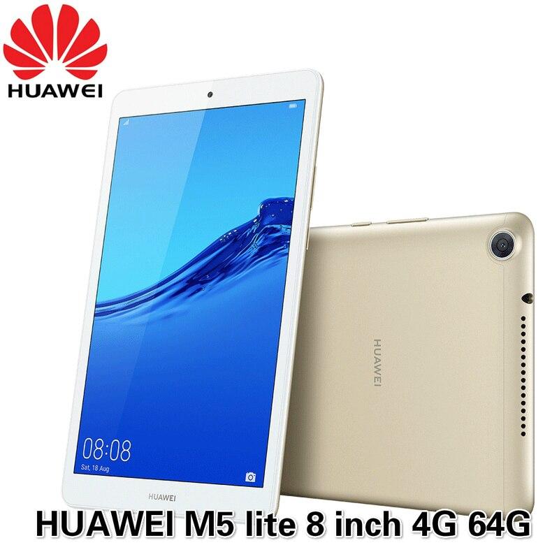 HUAWEI Mediapad-Tableta M5 lite de 8,0 pulgadas, Tablet con Android 9, LTE,...