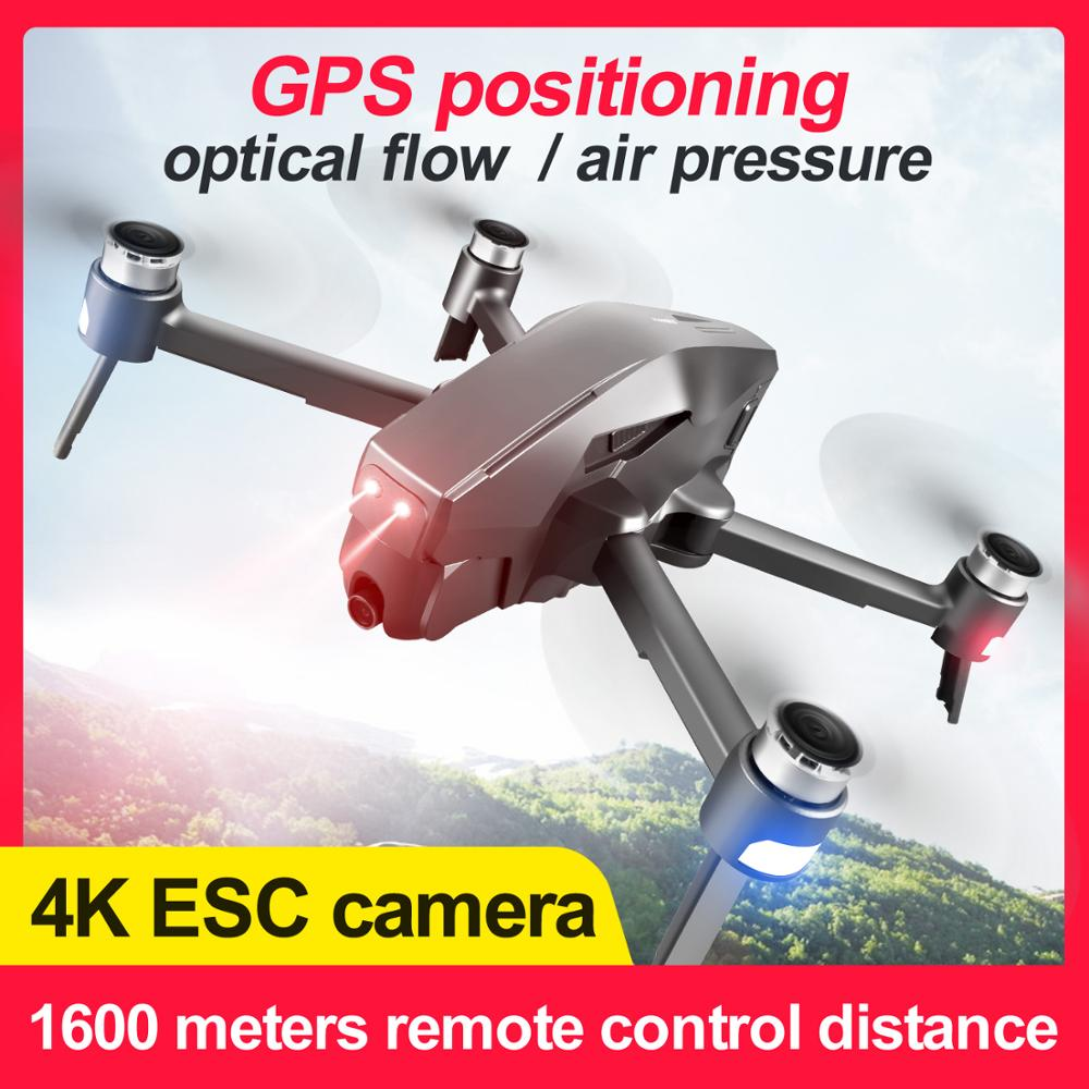 4K Profissional Me sigue RC 5G Wifi FPV tiempo volar giroscopio GPS Drones con cámara HD 1080P HD del F11 PRO