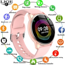 2020 New smart watch women Sleep Blood pressure heart rate monitor SmartWatch Men for iphone and And