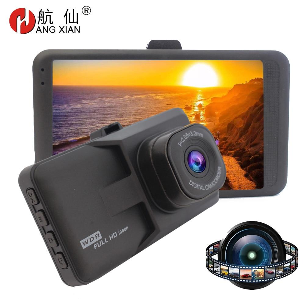 3-дюймовый Видеорегистраторы для автомобилей Камера видеорегистратор автомобильные аксессуары 1080P HD Ночное видение видеорегистратор вожд...