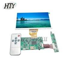 Placa controladora HTYTECH controlador con pantalla LCD HDMI para AT070TN90 AT070TN92 V.X pantalla LCD 7DD1 + 1 FPC 800*480 Micro USB 50 pines