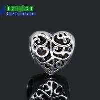 diy charms bracelet silver joyas de plata original bijoux jewelry making supplies findings bracelet beads zab272