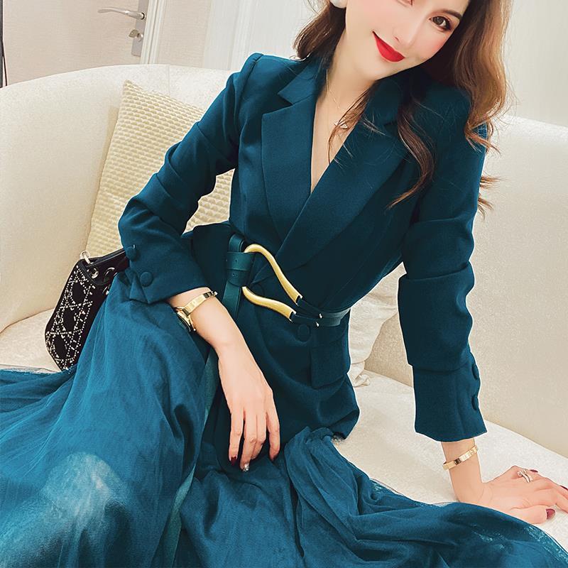 2 pçs conjunto xl estilo coreano plus size duas peças conjunto de inverno feminino casaco + saias ternos sólidos topos saia leopardo do vintage conjuntos