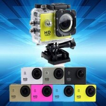 Sport Kamera 2 zoll Bildschirm 1080P Outdoor Reiten Sport Kamera Spezielle Bieten SJ4000