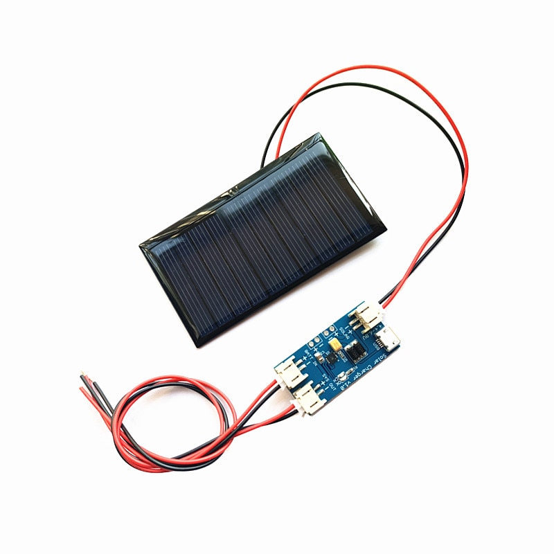 Mini 80*45mmSolar Panel 5V 60MA for Mini solar panel charging and generating electricity with Mini solar lipo charger