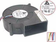 Delta Electronics GFB0812SHG 7C34 ventilador de refrigeración de servidor DC 12V 1.1A 80x80x50mm 8-de alambre
