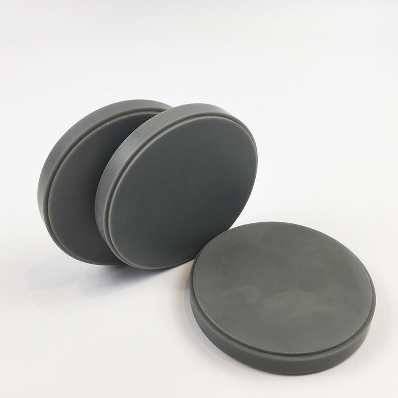 10 szt. Szary blok woskowy CAD CAM frezowanie woskowe krążki