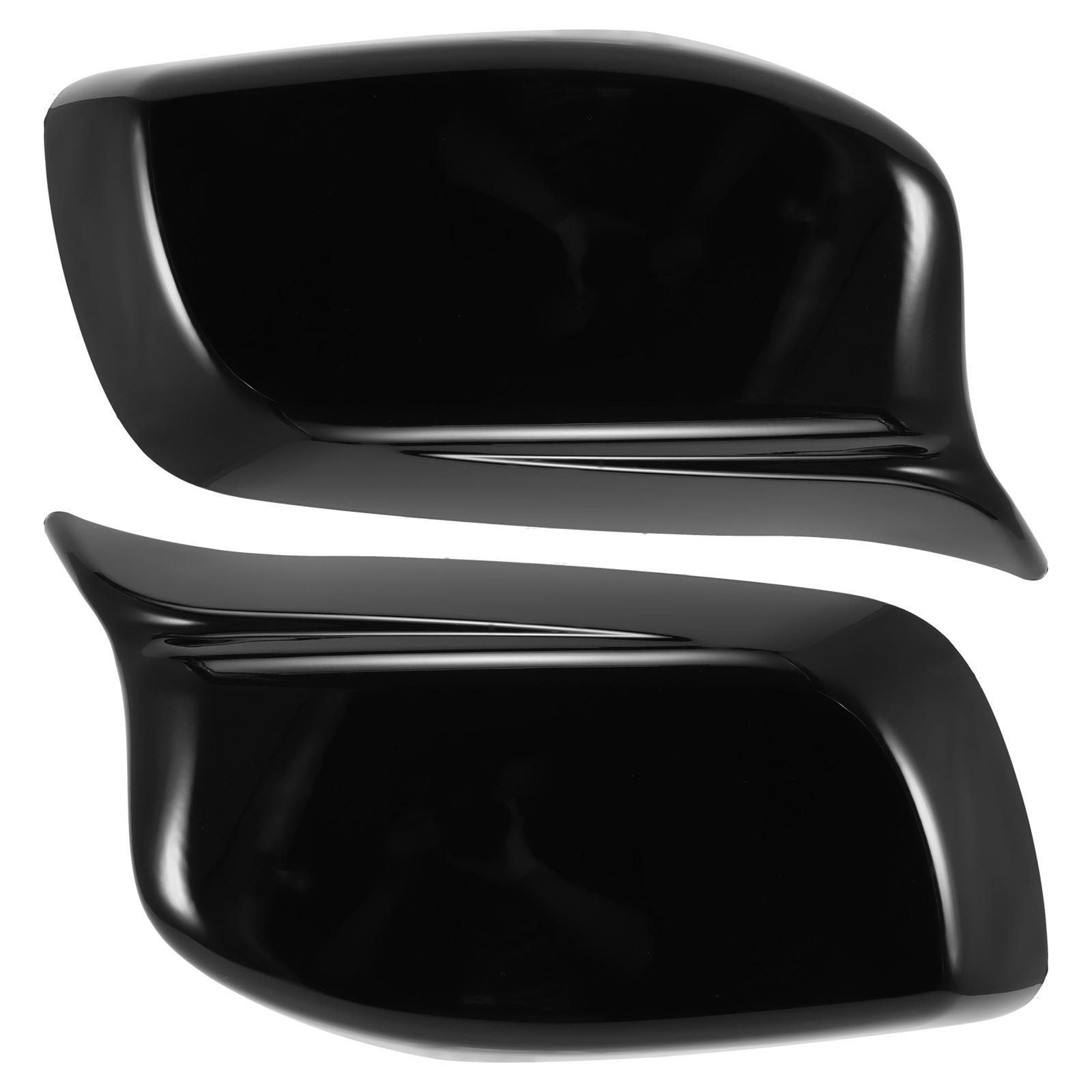 سيارة مرآة الرؤية الخلفية الإطار مقاومة للتآكل مرآة الإطار المضادة للتصادم الأسود مرآة الرؤية الخلفية الإسكان مع مرونة عالية