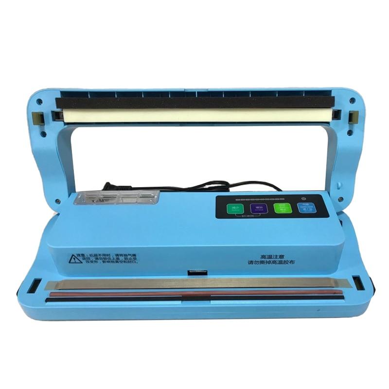 آلة تعبئة الفراغ ، 220 فولت ، 220 واط ، آلة ختم الفراغ المحمولة ، آلة ختم المطبخ الصغيرة