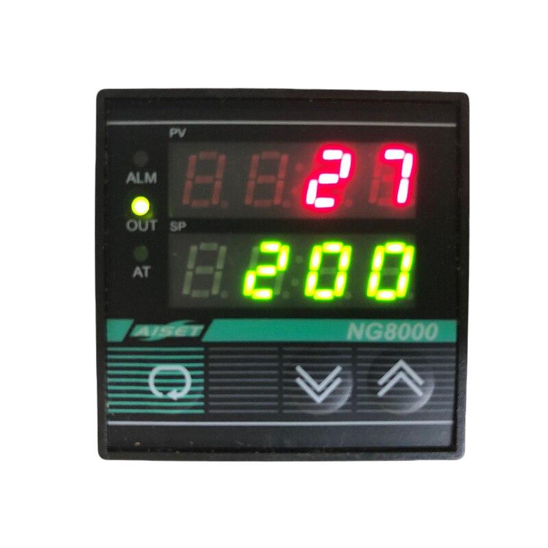 AISET أداة ترموستات NG-8430 K 400 درجة NG-8410 NG-8420 NG-8400 NG-8800 24V PT100