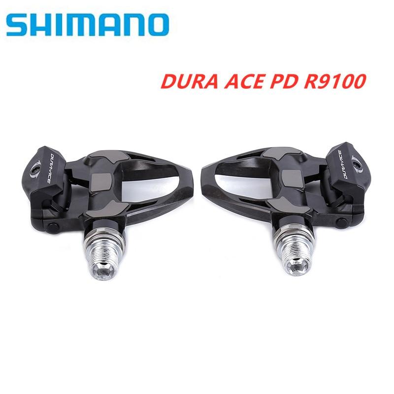 SHIMANO DURA-ACE R9100 PD-R9100 PD-R9100 E1 SPD SL bicicleta de carretera de...