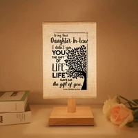 to my dear daughter send reading lights booklights he will continue beautiful gift forever and always