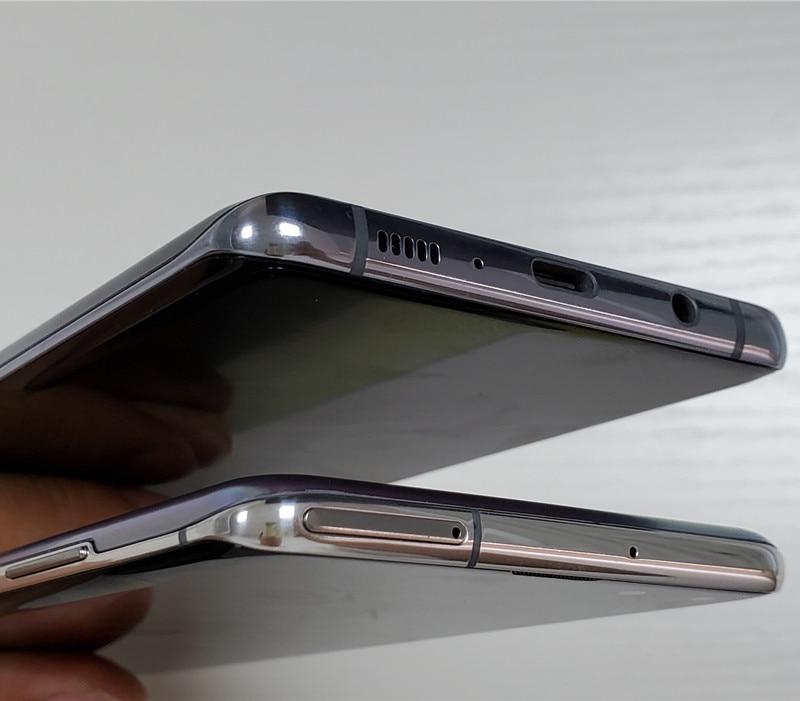 Фото3 - Оригинальный разблокированный телефон Samsung Galaxy S10 5G G977U 【 95% Новинка 5G смартфон 6,7 дюйма 8 ГБ ОЗУ 256 Гб ПЗУ Восьмиядерный NFC