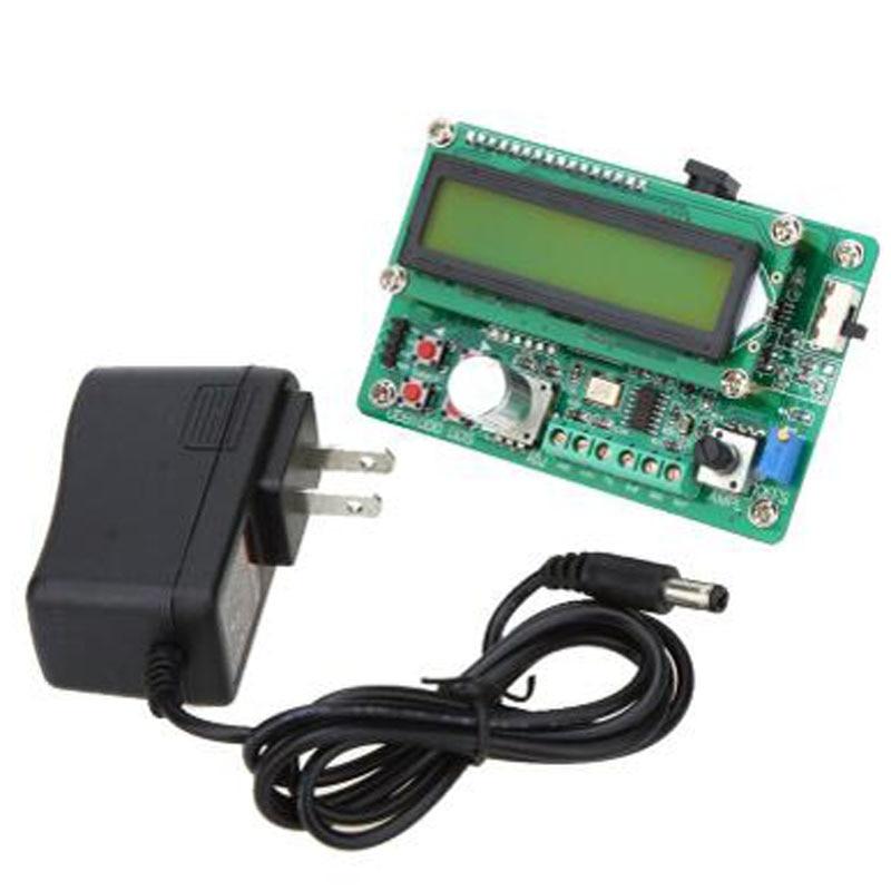Gerador de sinal do módulo da fonte de sinal da série 8 mhz dds de udb1008s com medidor de frequência 60 mhz