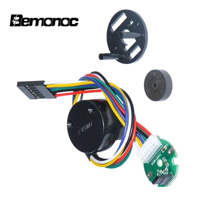 Proteção interna da bateria do sensor do salão da sensibilidade alta do motor do encoder dc2.5v 24 24 v do codificador magnético do salão da c.c. de bemoc