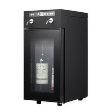 Fresh Wine Dispenser Machine 2bottles Red Wine Dispenser Wine preservation dispense
