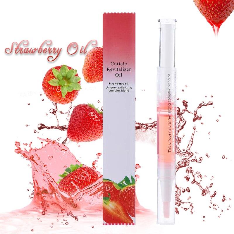 15 Odors Nail Nutrition Oil Pen Nail Polish Treatment Cuticle Revitalizer Oil Pen Nontoxic Nail Art Oil Nourish Skin Nailpolish