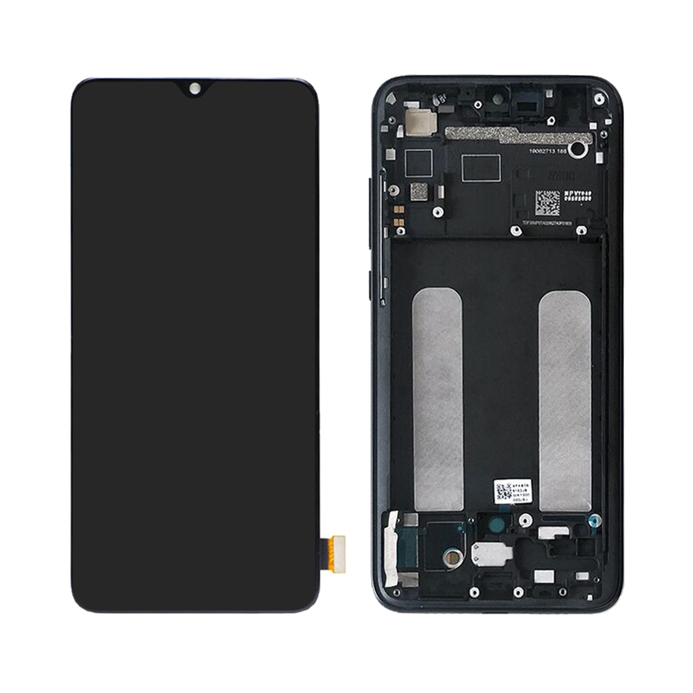For XIAOMI MI CC9 LCD Touch Screen Digitizer Assembly For Mi 9 Lite LCD Display with Frame Replacement 6.39