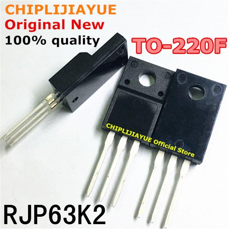 5 uds RJP63K2 TO220F 63K2 TO-220F nuevo y original IC Chipset
