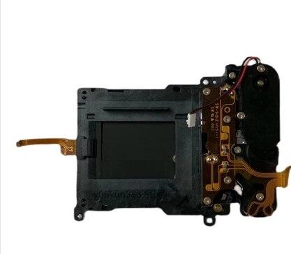 مجموعة مصراع الأصلي مع مصراع شفرة الجمعية إصلاح أجزاء لنيكون D500 SLR