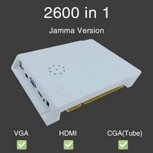 2600 en 1 boîte de jeu Pandora X 3D arcade-version Jamma carte PCB pour Arcade armoire Machine HD jeux vidéo HDMI VGA CGA tekken