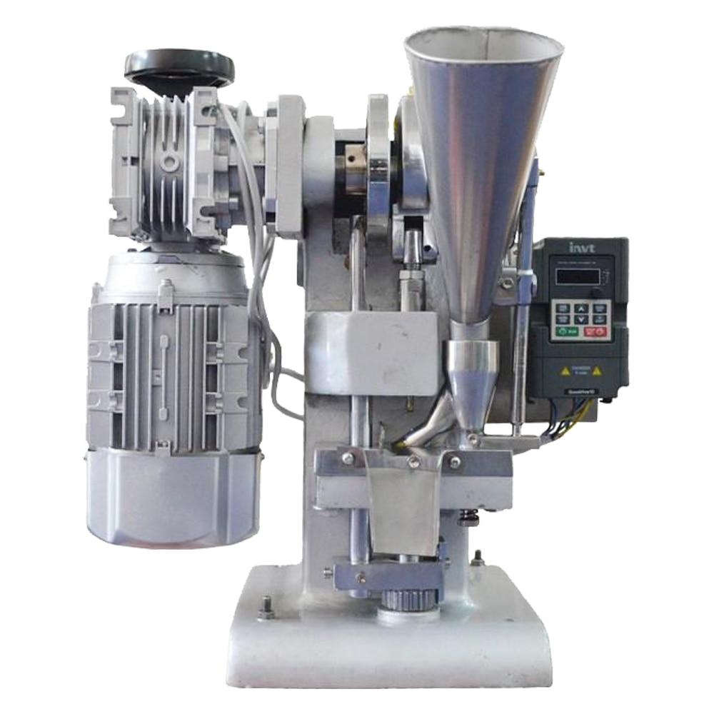 SWANSOFT TDP-2, máquina de punzonado eléctrico para tabletas, máquina de punzonado, máquina fabricadora de tabletas