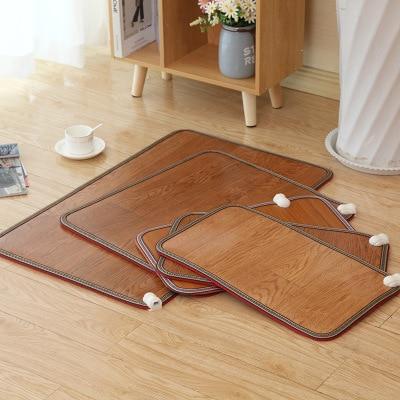 50x30 см грелка для ног, электрический нагревательный коврик, офисный теплый термостат для ног, грелка для дома, теплый пол, ковер, зимний грелк...