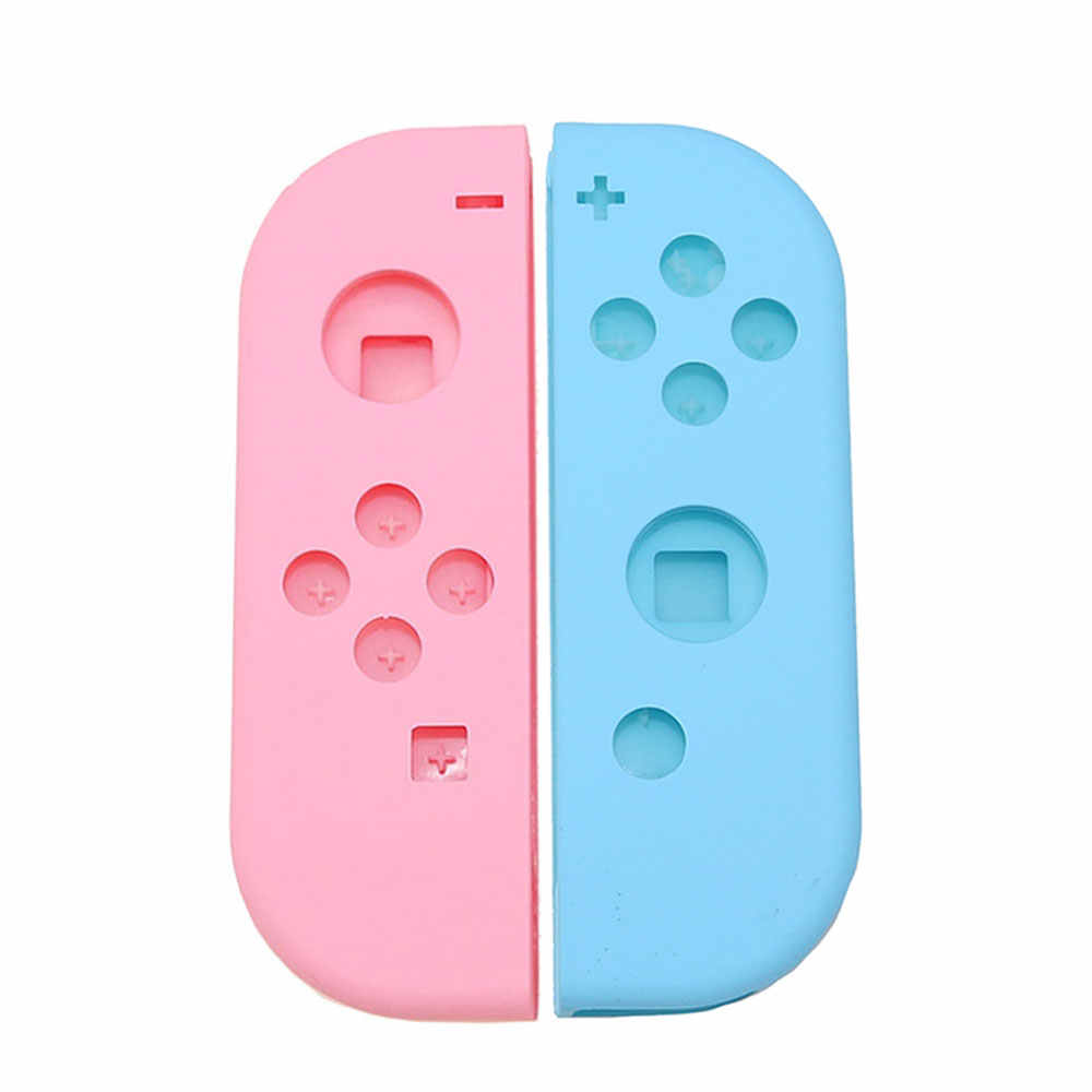 Jcd Carcasa De Repuesto Para Nintendo Switch Nx Ns Joy Con Funda Protectora Para Mando Estuches Aliexpress