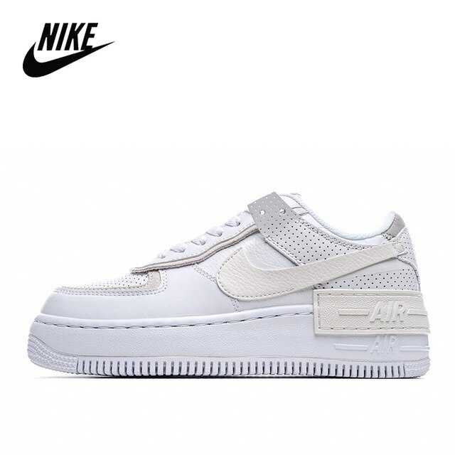 Nike-Zapatillas deportivas Air Force 1 para mujer, calzado deportivo para skateboarding, 2020