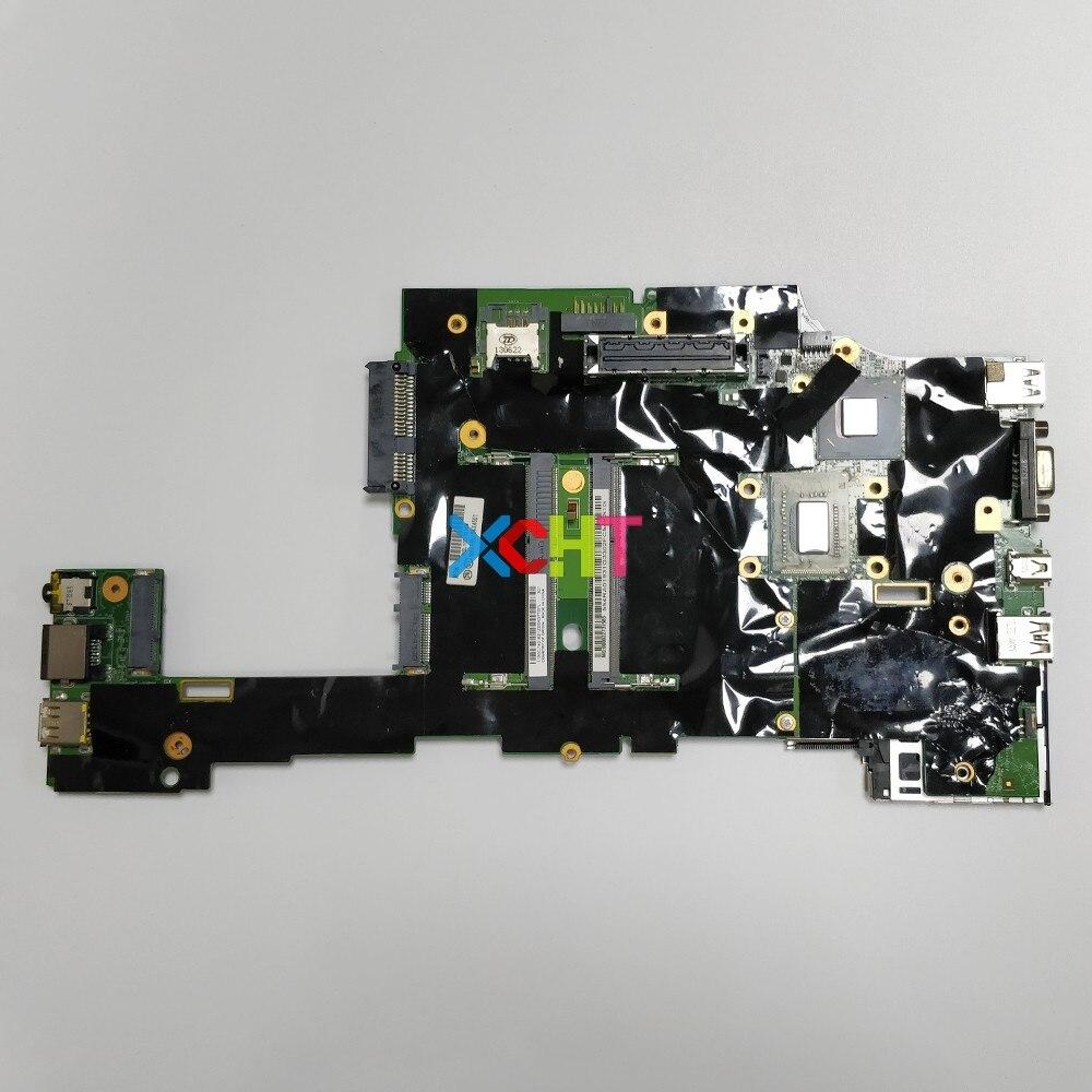 Fru 04x4501 w i5-3320M cpu slj8a para lenovo thinkpad x230 x230i computador portátil placa-mãe mainboard