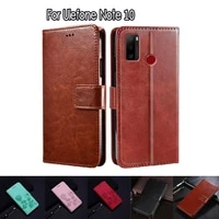 flip hoesje cover for ulefone note 10 case phone protective shell funda case for ulefone note10 wallet leather book coque capa