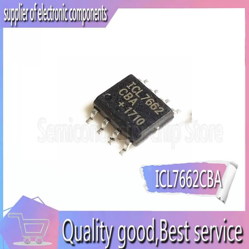 10 piezas genuino ICL7662 ICL7662CBA nueva calidad de chip importado es súper buena