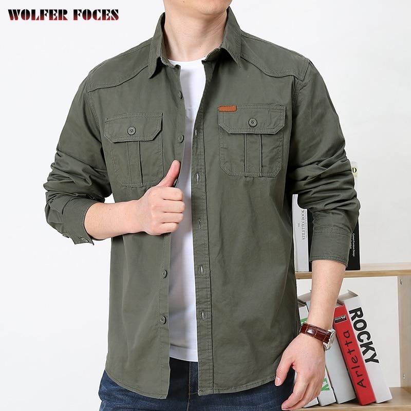 Льняная рубашка для мужчин, одежда 2021, модная мужская клетчатая рубашка, мужские рубашки с длинным рукавом, Мужская одежда, мужская одежда