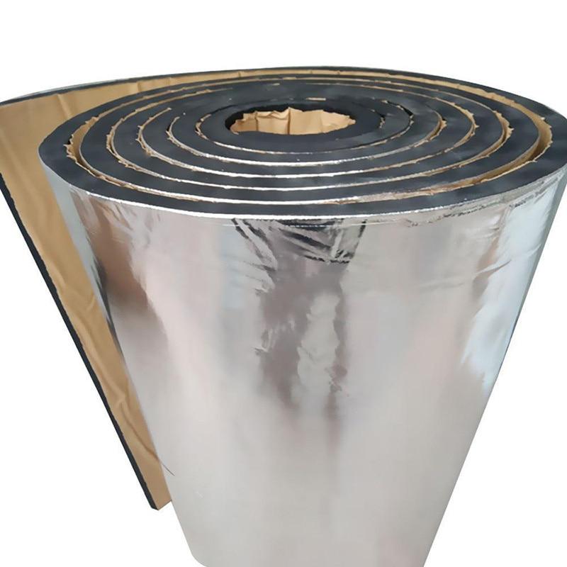 Automobile sound insulation pad, closed cell foam accessories, 200x50cm, 5 / 7 / 10mm
