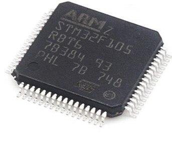 10 قطعة STM32F105RBT6 LQFP64
