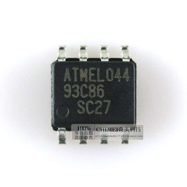 ¡Entrega Gratuita! 93 c86 93 c86a parche 8 pies memoria IC chip Accesorios