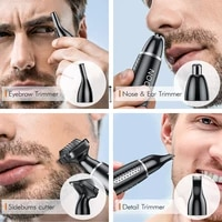 5531 nose and ear trimmer for nose shaver hair removal haircut nose trimmer nose shaver trimmer for eyebrows nose hair removal