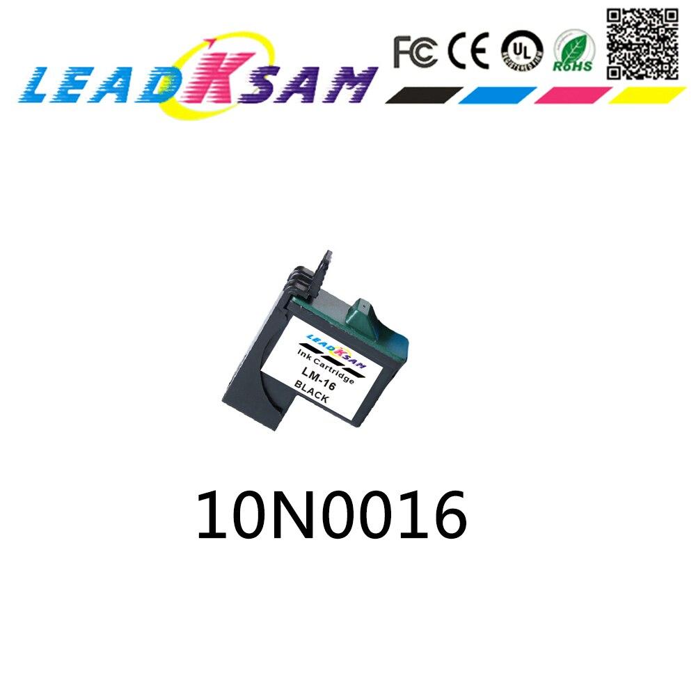 LM16 черный совместимый для lexmark 16 чернильный картридж для Z605 Z611 Z615 Z645 X2250 X74 z617 i3 Z13 Z23 Z25 Z33 Z35 Z513 Z515 Z603