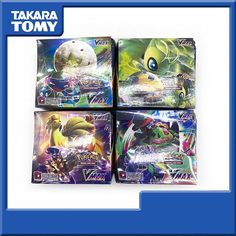Pokemon 3d tarjeta Flash espada de juego escudo colección Vmax Tarjeta de entrenador de energía etiqueta equipo 324/conjunto de juguetes de tarjeta