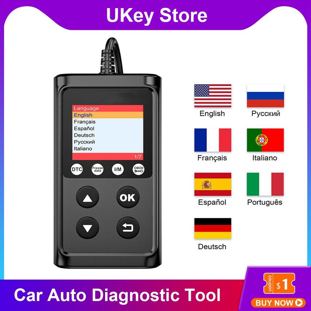 THINKCAR THINKOBD 20 OBD2 Автомобильные диагностические инструменты, автомобильные сканеры, автомобильный диагностический сканер освесветильник дви...